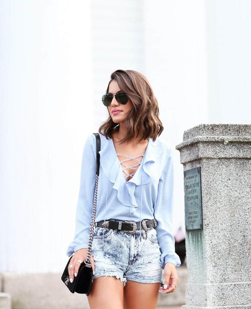 Looks com shorts jeans - como usar em todos os estilos