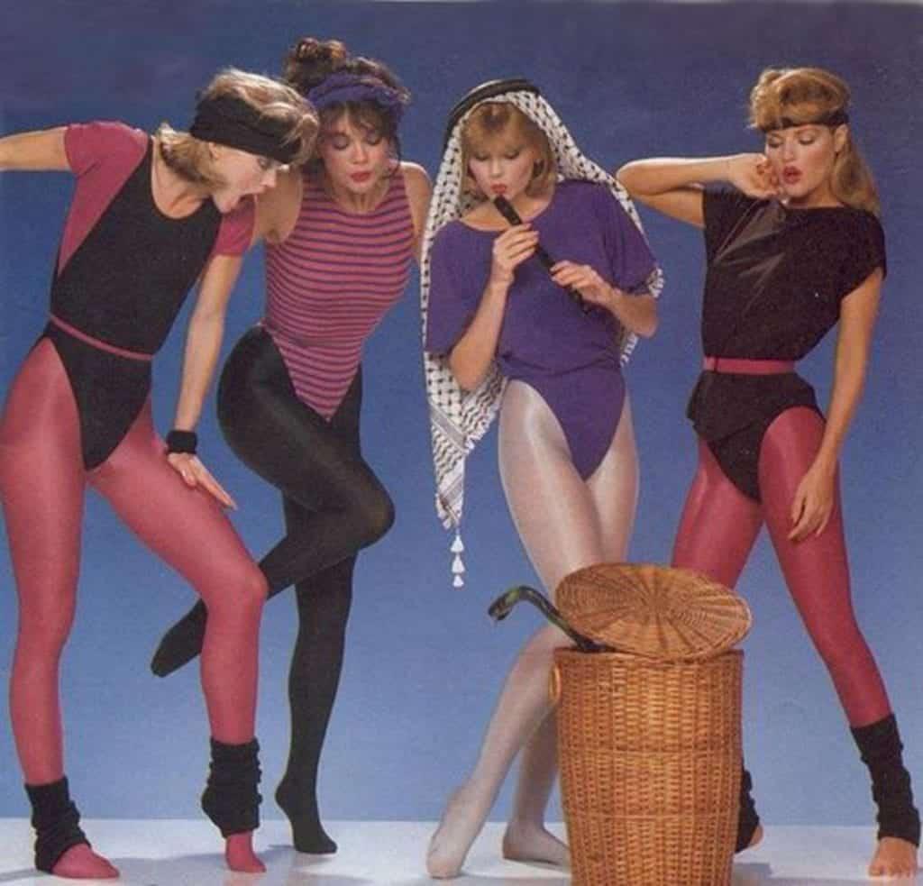 Roupas anos 80 – Como usar, peças principais + tendências da época