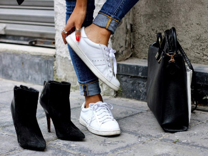Tênis Branco - 8 estilos super despojados para você investir no look