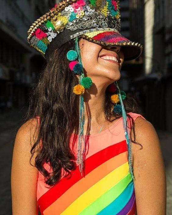Tiaras de Carnaval- diversos modelos pra você se inspirar nesse carnaval