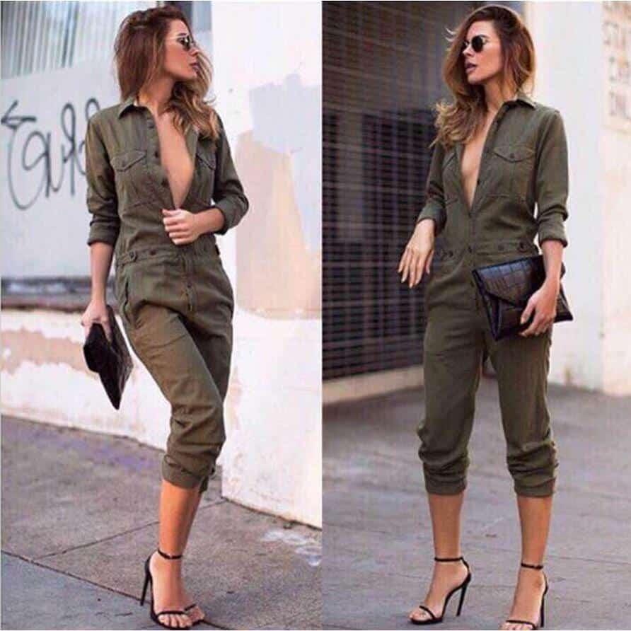 Verde militar- Como usar, tendências + 10 formas de se usar essa cor