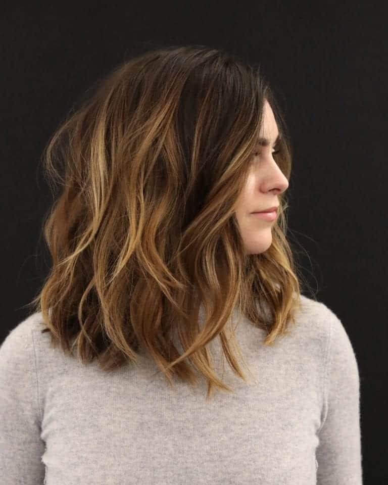 Cortes de cabelo repicado curto 2021