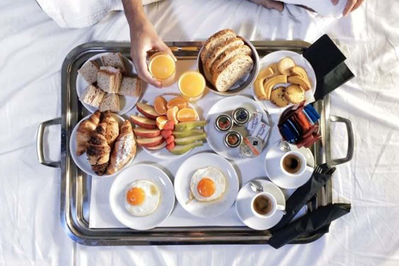 Café da manhã na cama - Ideias para você arrasar na surpresa