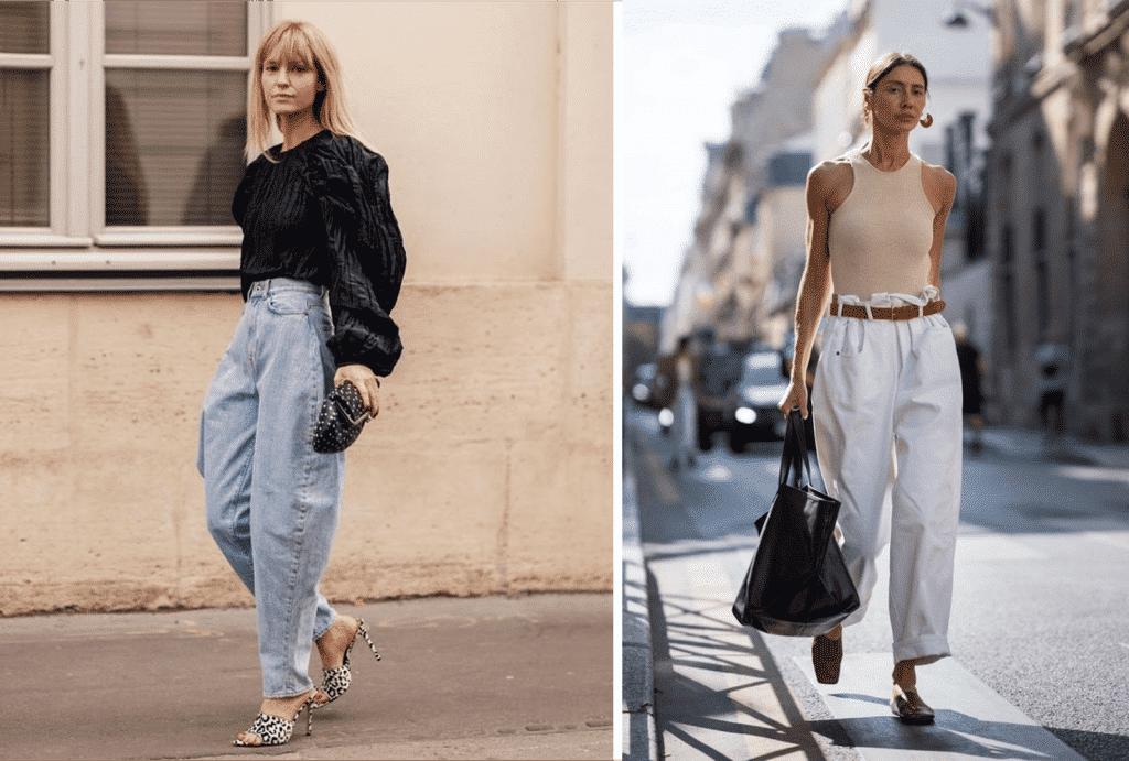 Calça slouchy – Origem, como usá-la e imagens para te inspirar