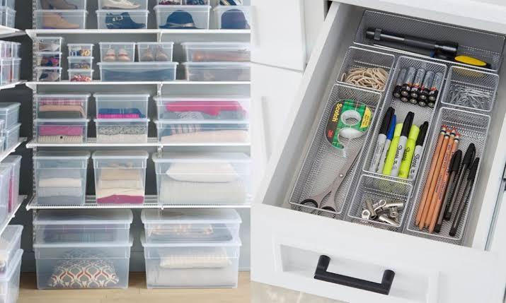 Como organizar gavetas – 7 dicas infalíveis para acabar com a bagunça