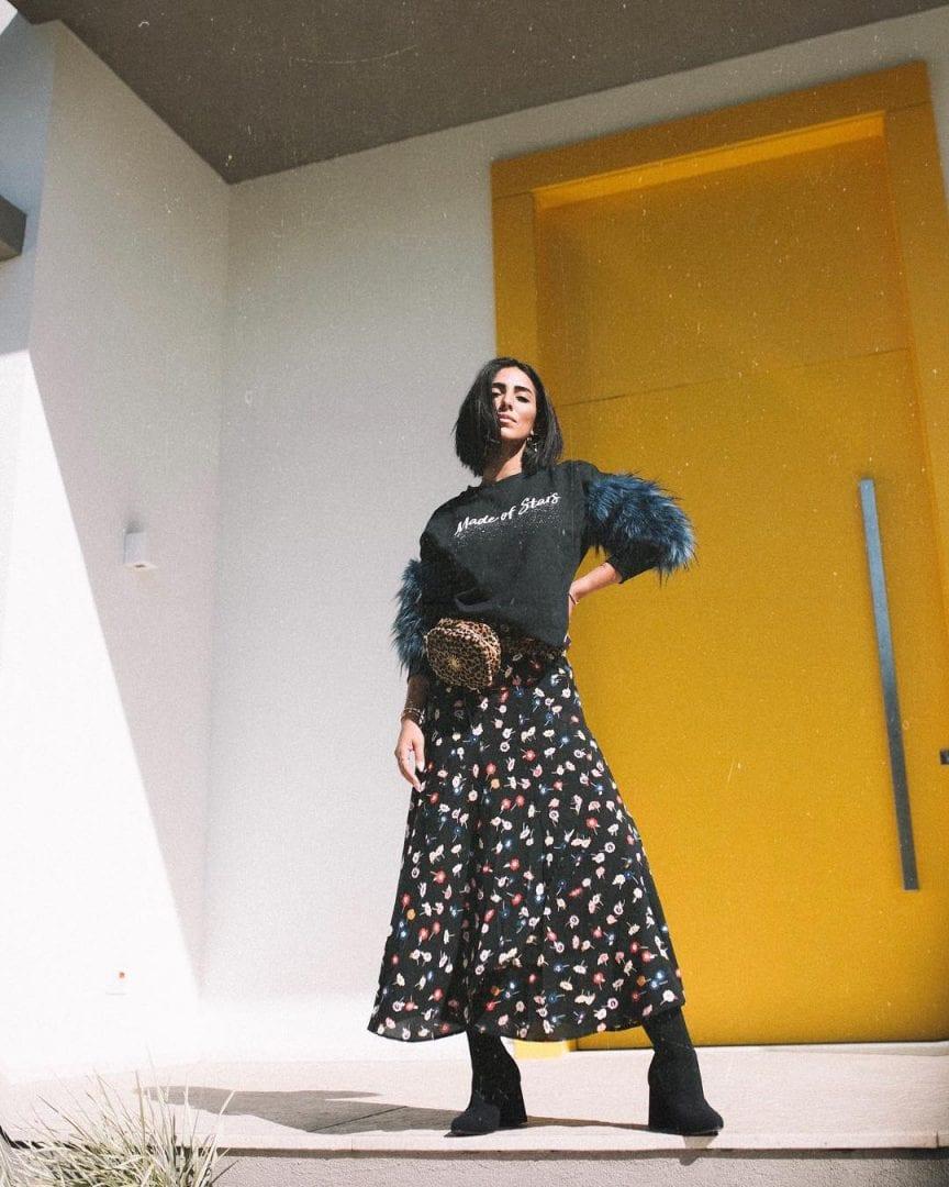 Como usar saia longa- Dicas e truques com todos os estilos de saias