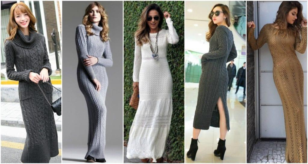 Como usar vestido longo – Dicas para usar de dia e a noite e inspirações
