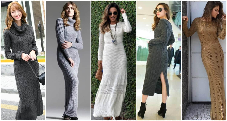 Como usar vestido longo - Dicas para usar de dia e a noite e inspirações