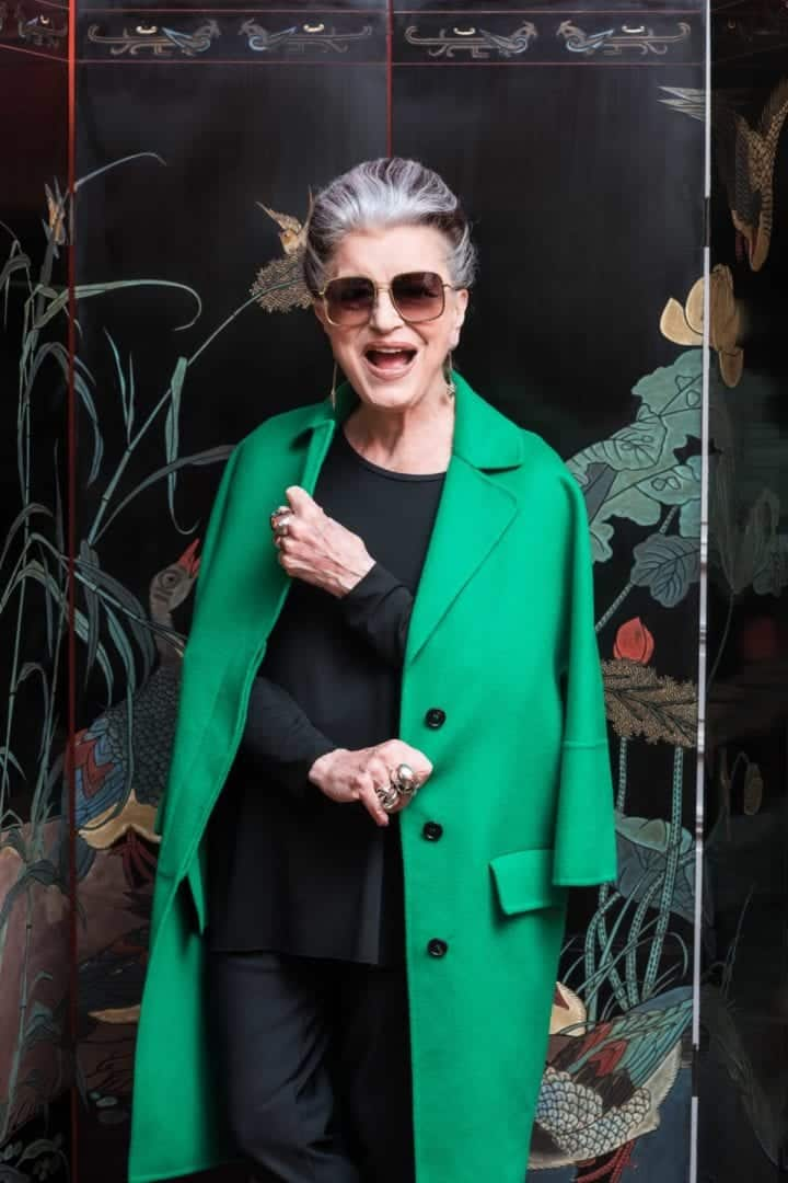 Costanza Pascolato: Referência na moda