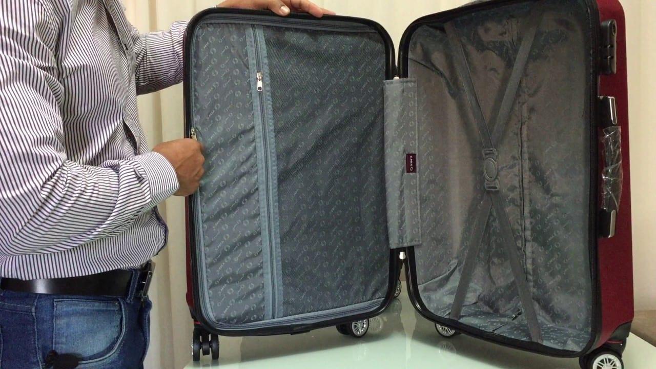 Escolher malas nem sempre é fácil, veja as melhores dicas para isso