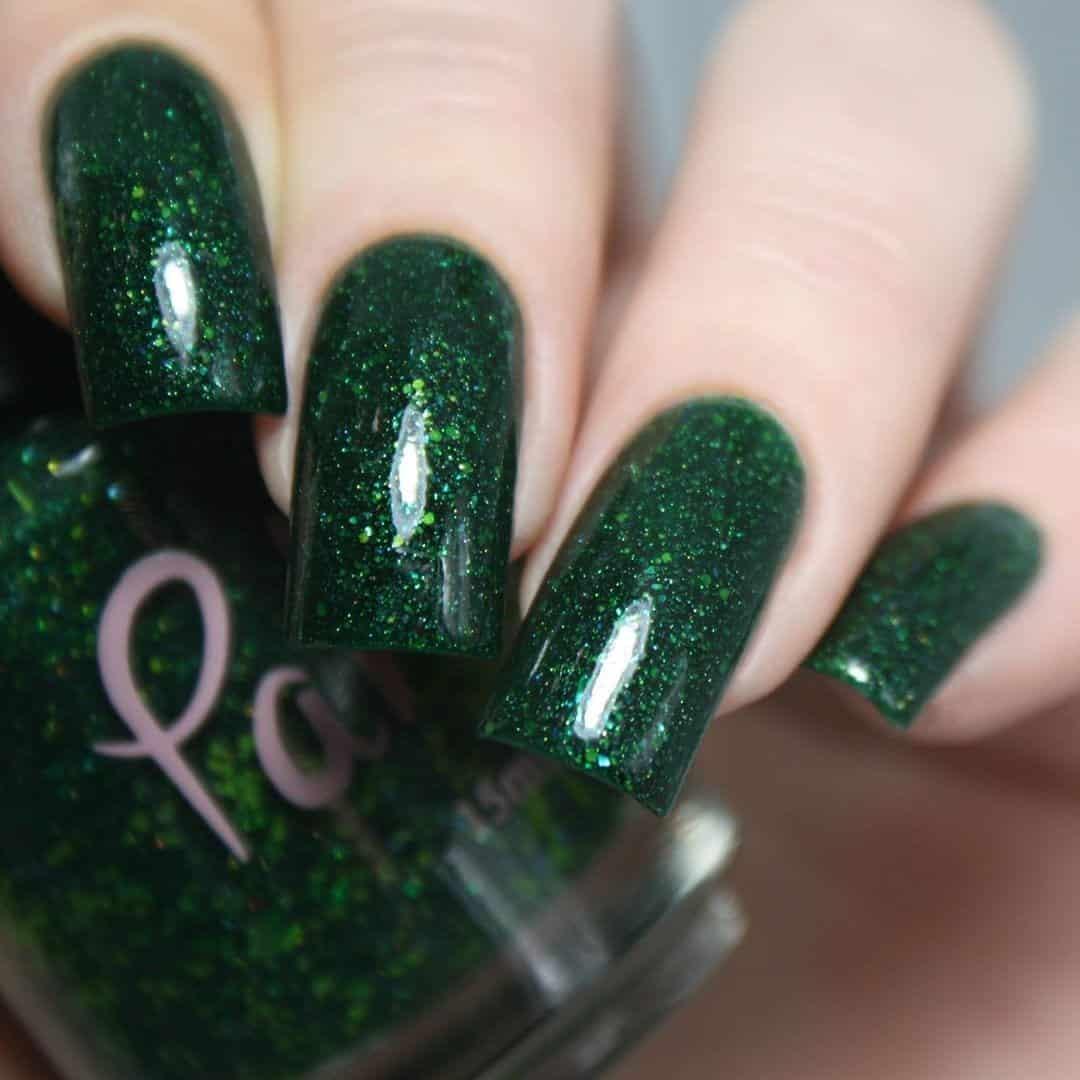 Esmalte verde- Como usar e inovar na semana + Fotos de inspiração