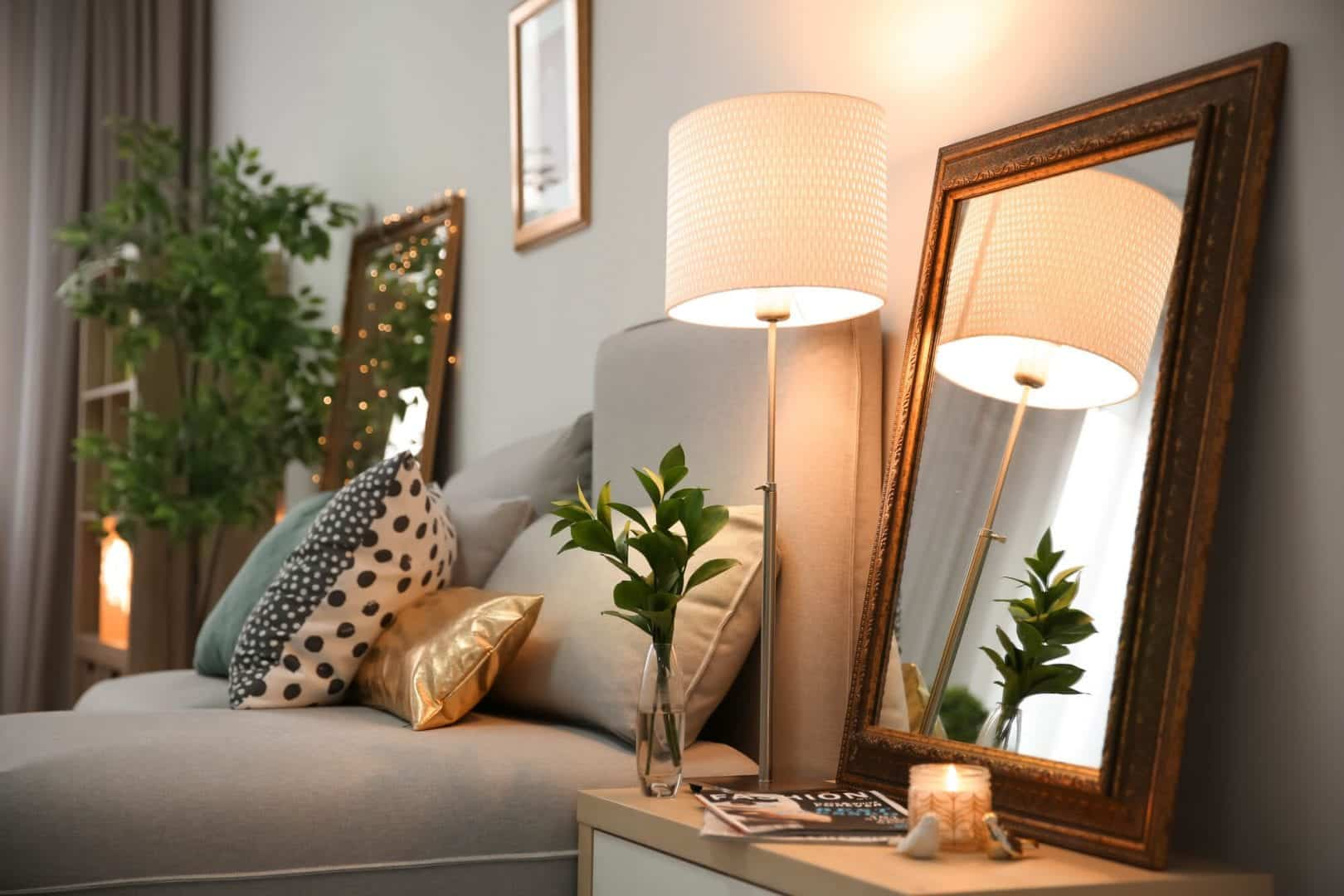 Espelhos - 10 formas de usa-la na decoração e ampliar ambientes