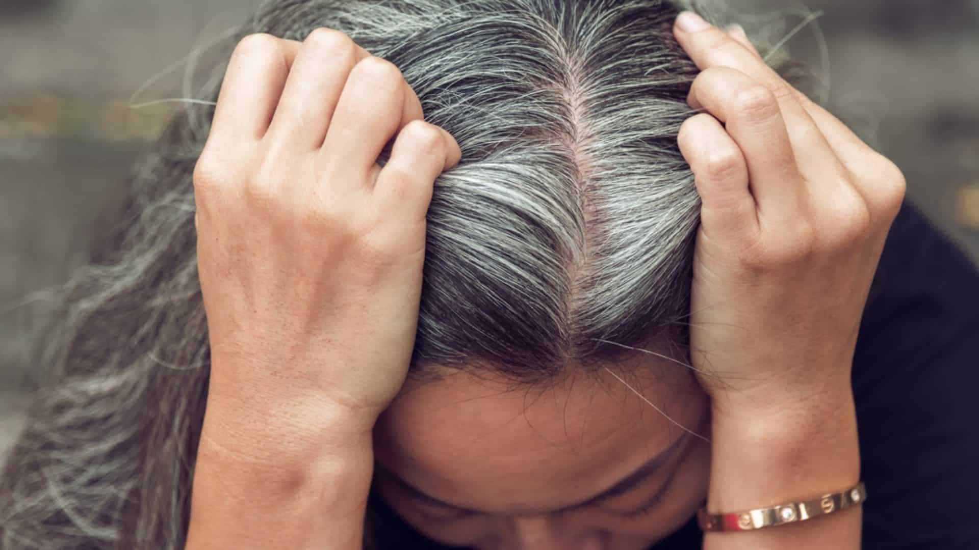 Grisalho - Como assumir, cuidados e prevenção ao amarelamento