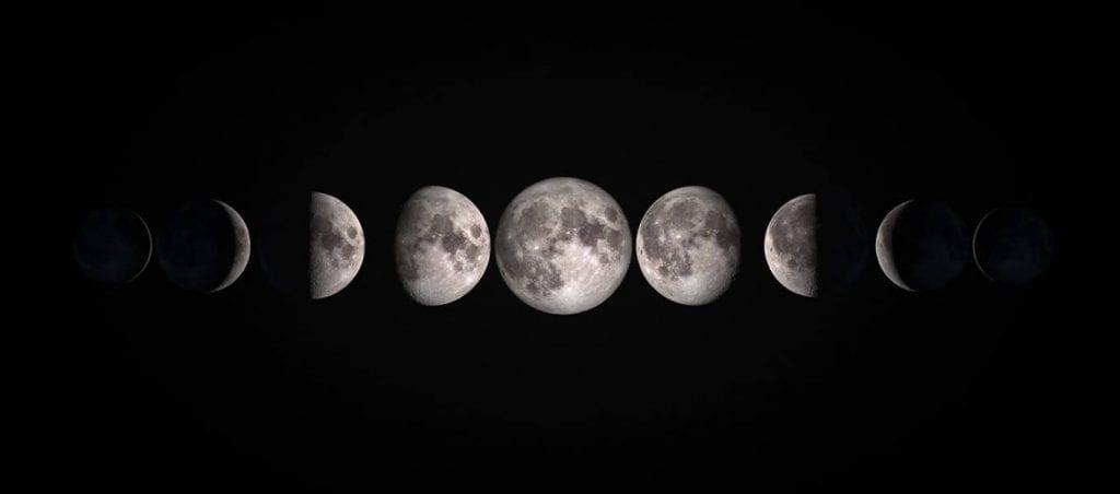 Influências da lua – Como cada fase da lua pode interferir na sua vida