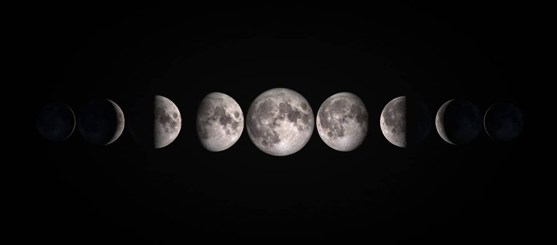 Influências da lua - Como cada fase da lua pode interferir na sua vida