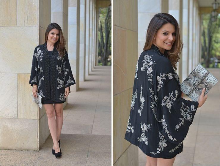Kimono feminino- Origem da peça, como usar + looks para se inspirar