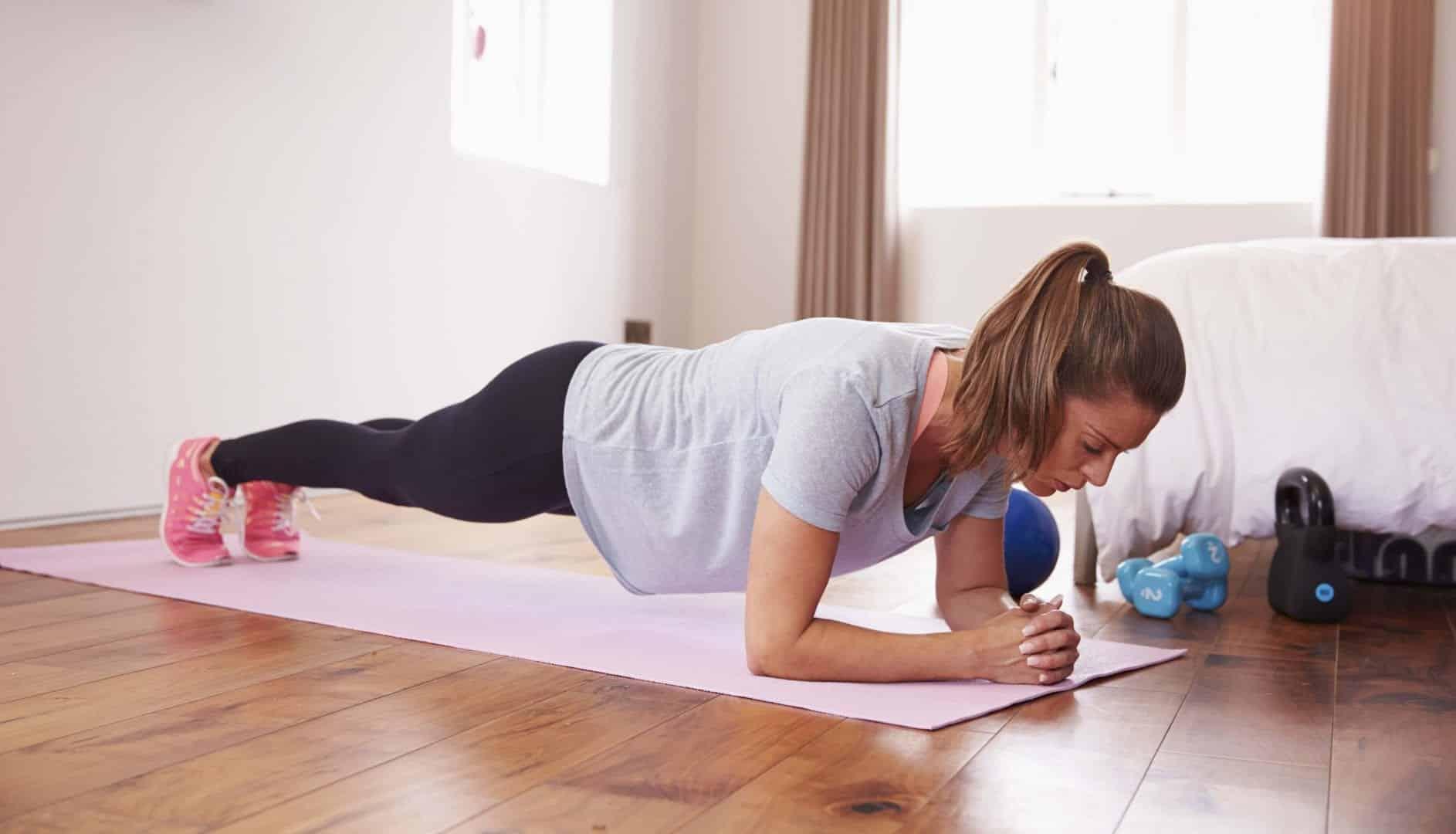 Malhar em casa - como manter a forma sem academia