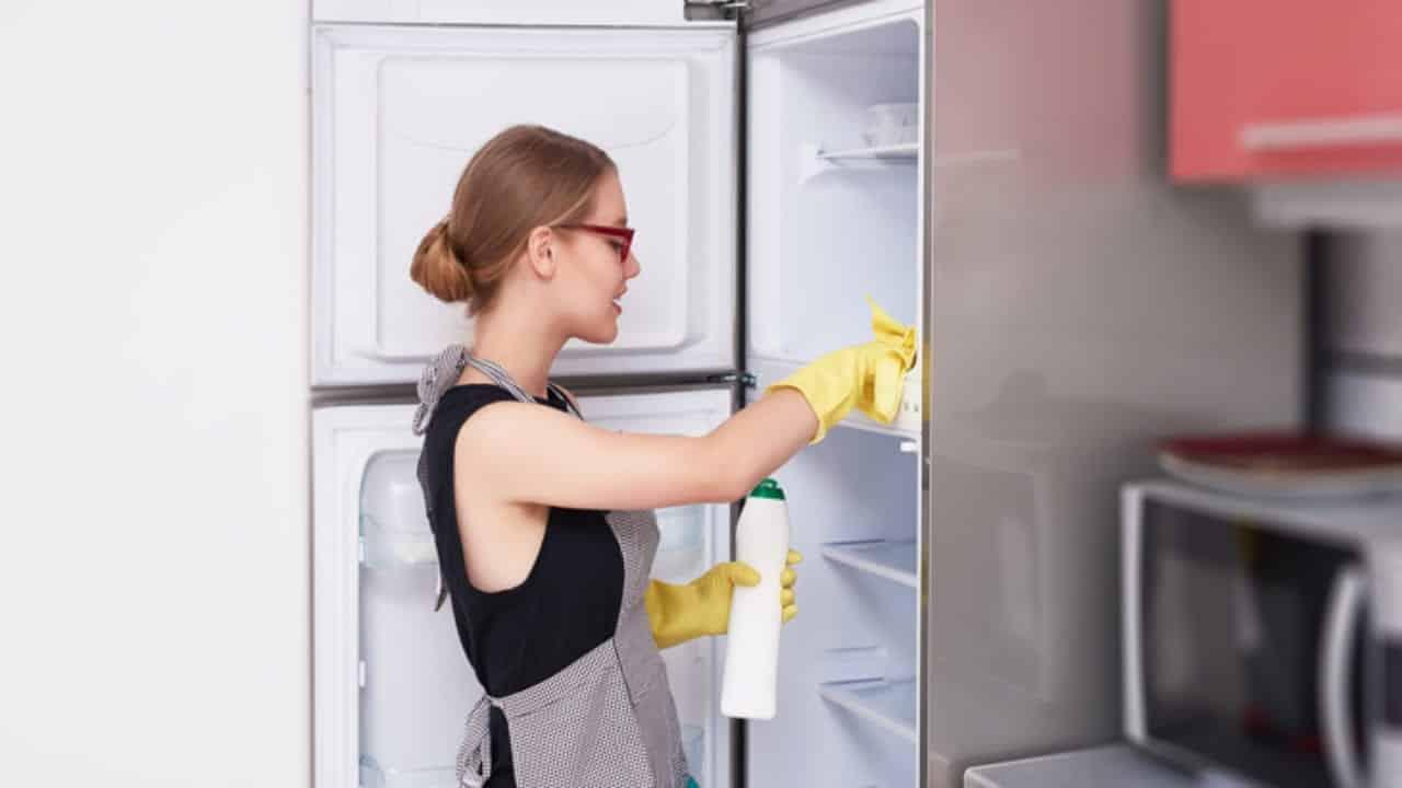 Mau cheiro na geladeira- dicas e truques de como tirar o odor