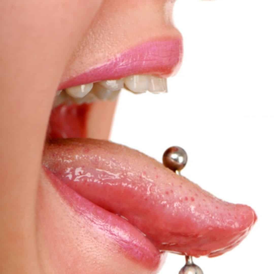 Piercing na língua - O que é e como cuidar
