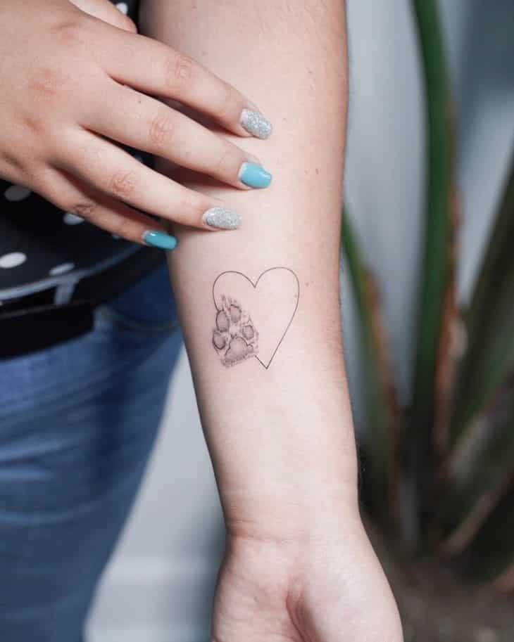 Tatuagem de gatos- 70 opções para você se inspirar e já fazer a sua