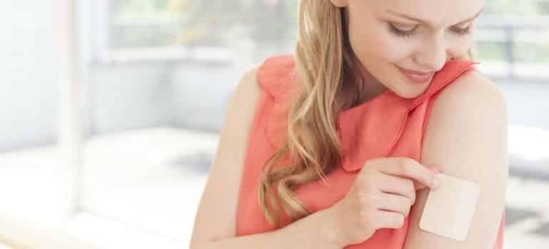 Adesivo anticoncepcional- Como funciona e quais são seu benefícios