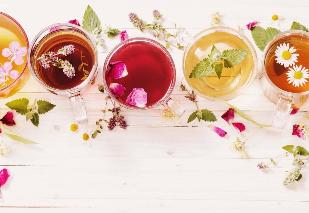 Chá para cólica menstrual – 9 chás para acabar com a cólica sem remédio