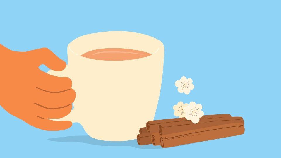 9 opções de chás para descer a menstruação que são eficazes