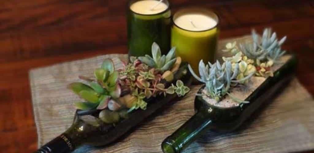 Como cortar garrafa de vidro – Cuidados, usos e decoração