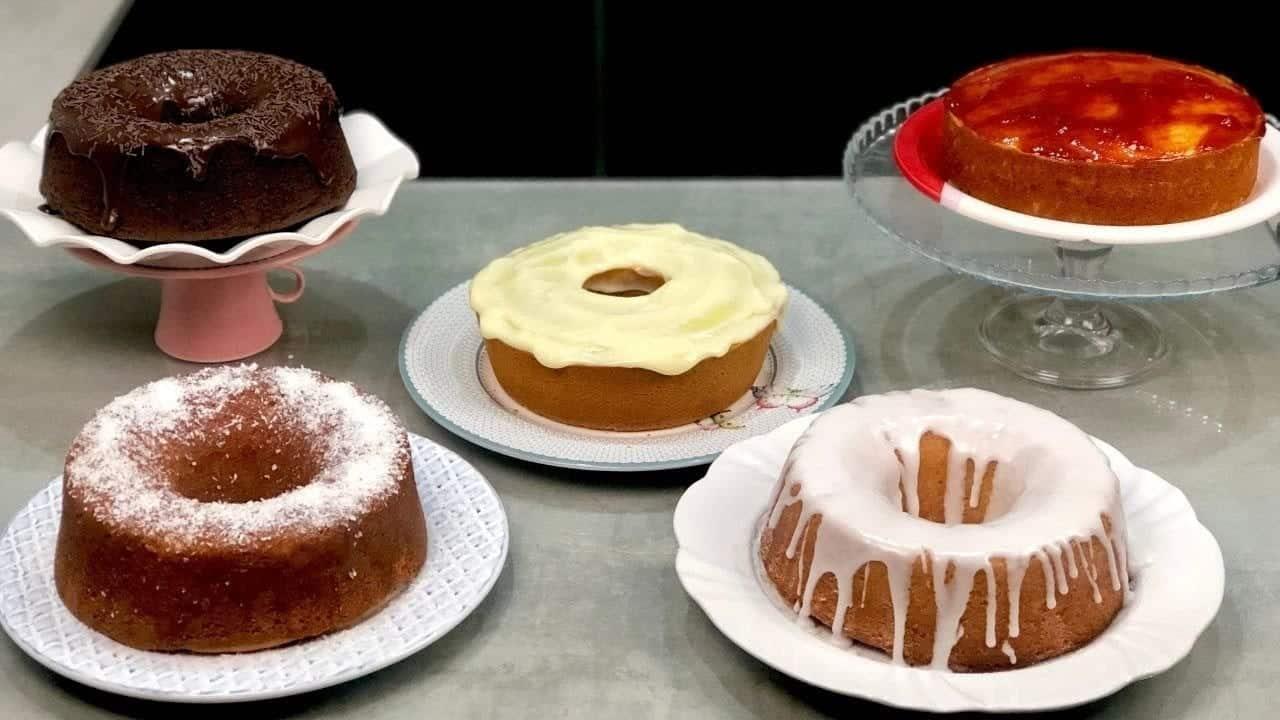 Como fazer bolo - Receitas simples e dicas para um bolo fofinho