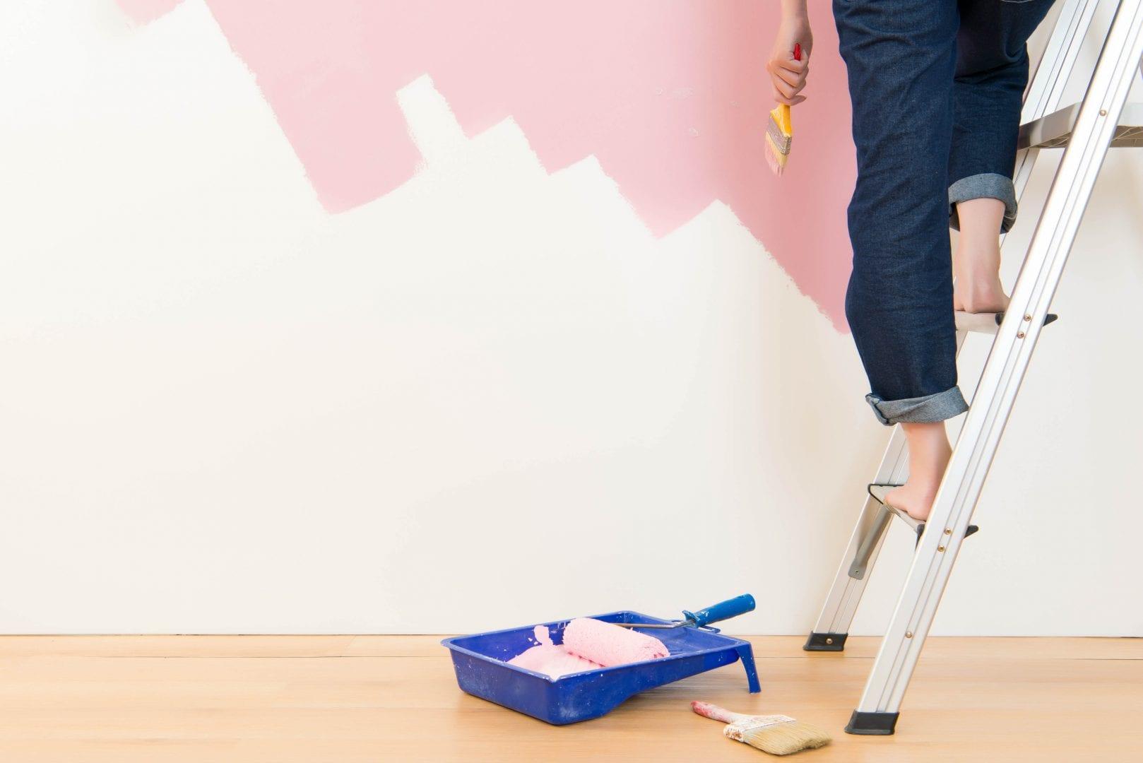 Como pintar parede - O que você precisa e os 11 passos