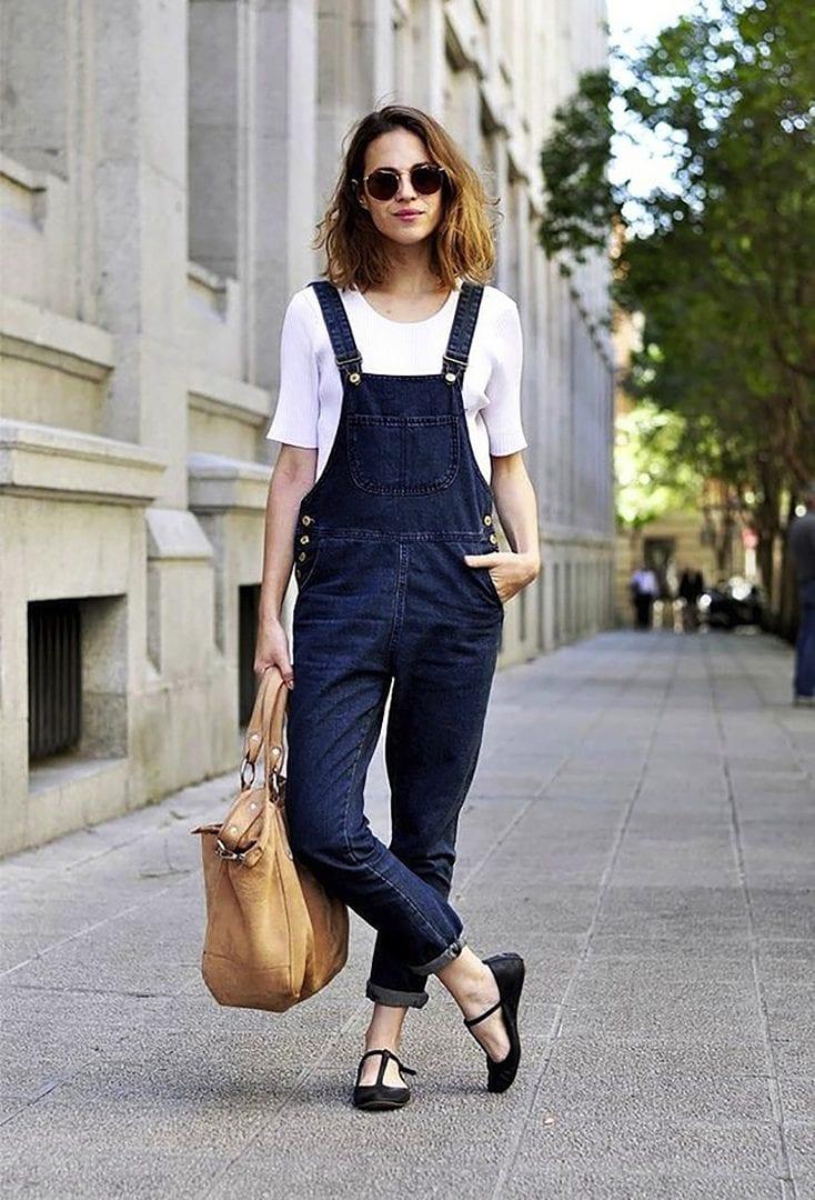 Como usar macacão jeans- Looks e modelos para você se inspirar