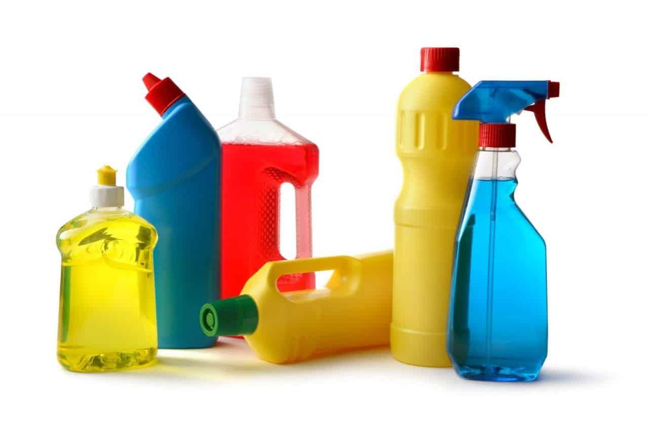 Desinfetante caseiro - Receitas para economizar na limpeza