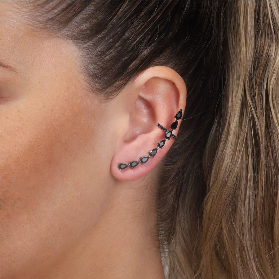 Ear cuff- O que é, como usar e + 5 vantagens em usar ele na sua orelha