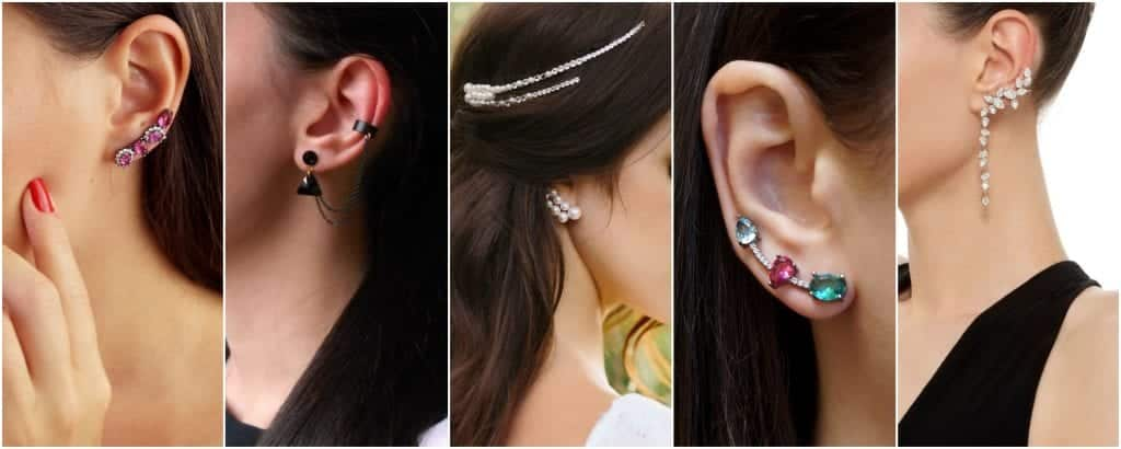 Ear cuff – O que é, como usar e 5 vantagens em usar na orelha