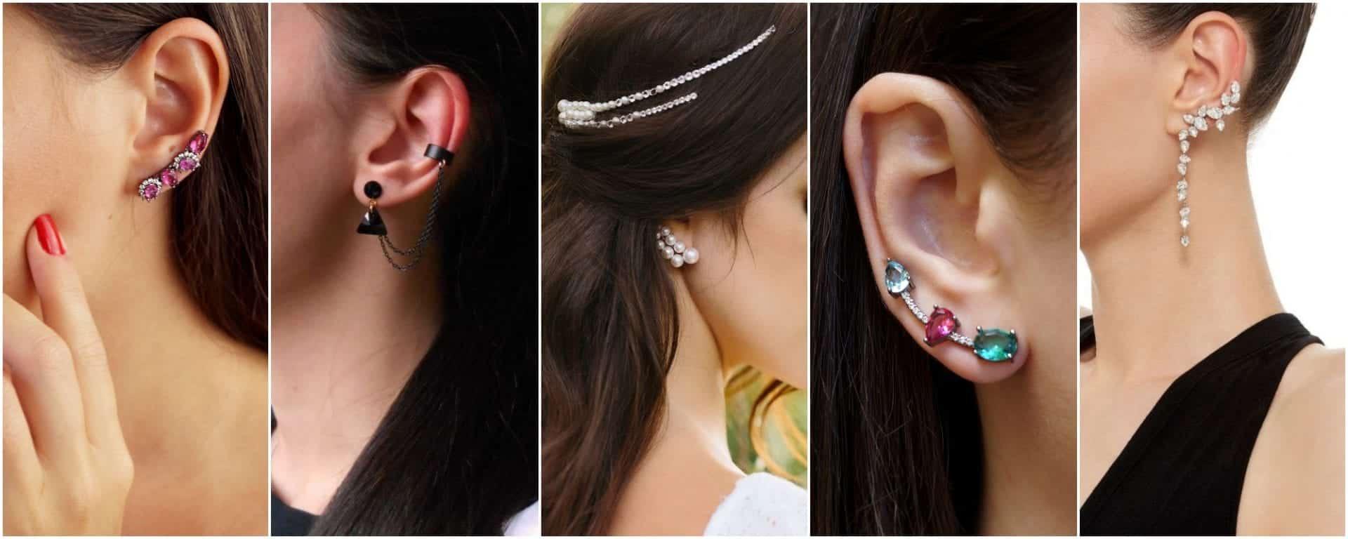 Ear cuff - O que é, como usar e 5 vantagens em usar na orelha