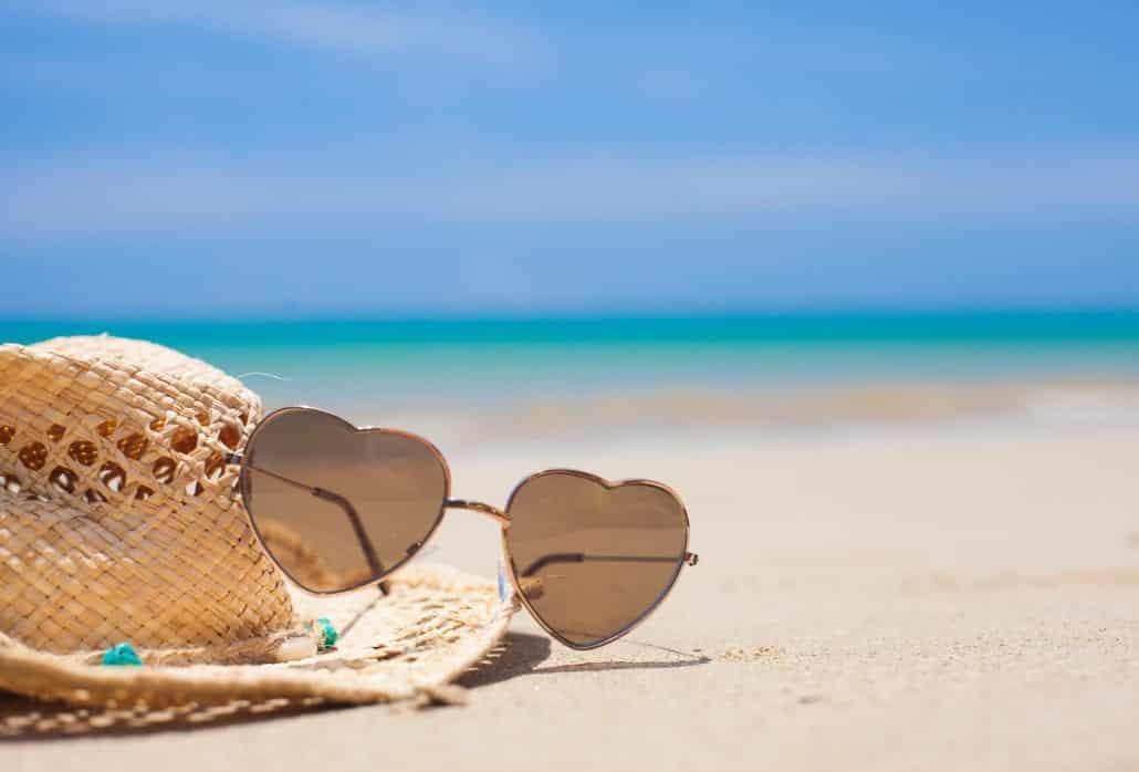 Fotos na praia - Ideias e exemplos para colocar em prática