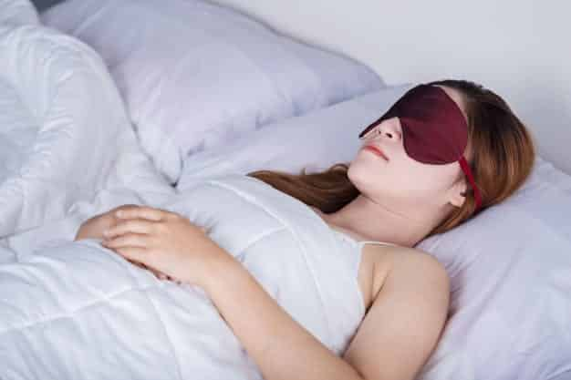 Máscara para dormir – Benefícios, tipos e critérios de compra