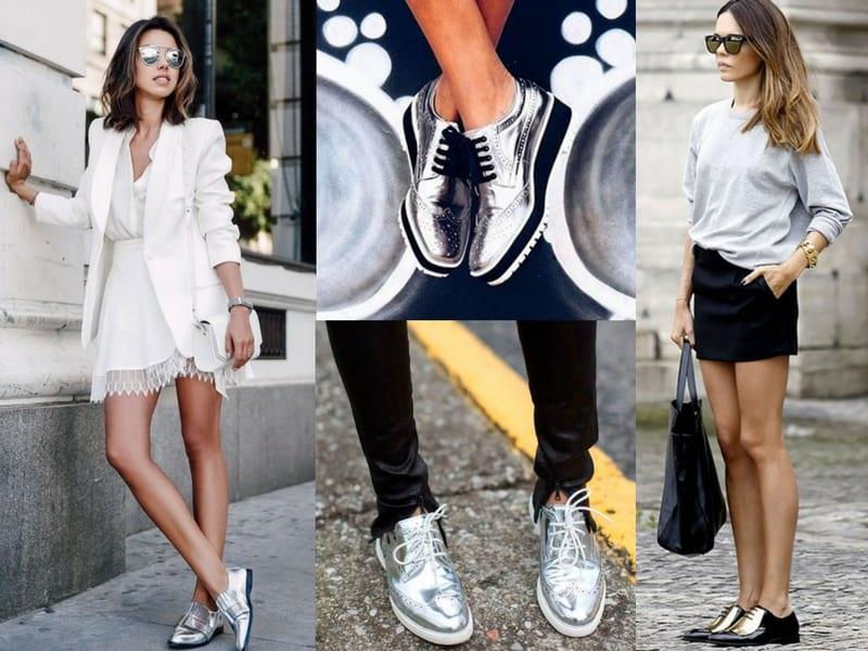 Metalizados- Inspirações e dicas de como usar looks nessa tonalidade