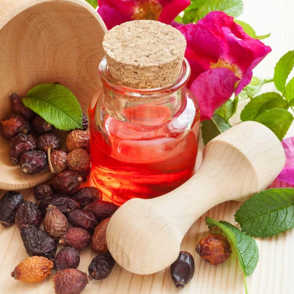 Óleo de rosa mosqueta - o que é, benefícios, como usar e receitas