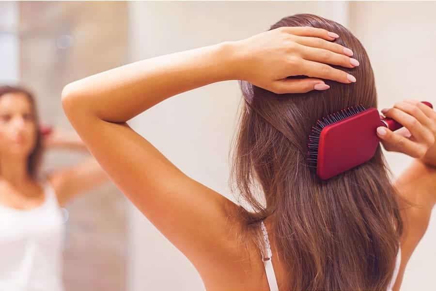Produtos para crescer cabelos