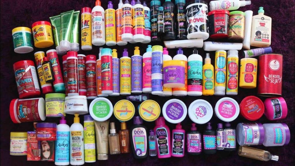 Produtos para cabelos cacheados – 15 produtos perfeitos para cachos