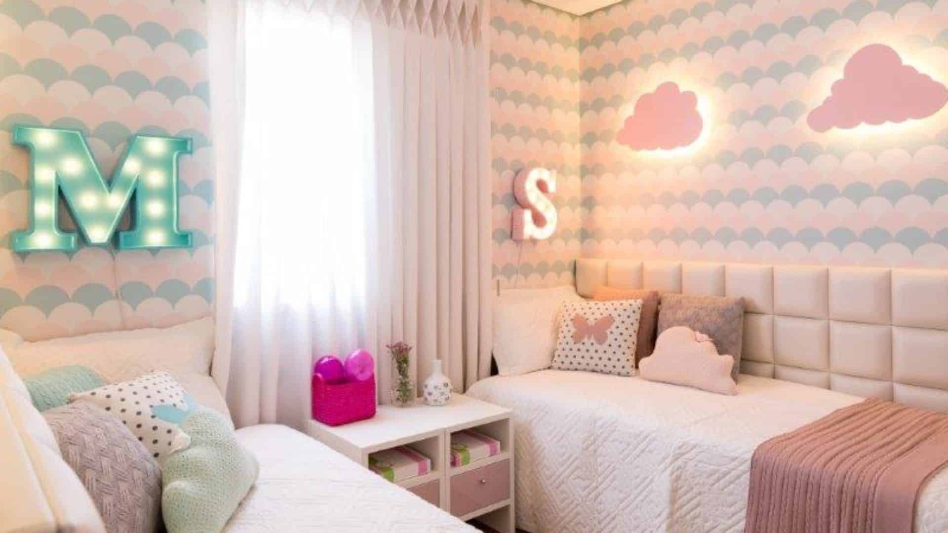 Decoração de quarto infantil – 16 dicas e inspirações de decoração