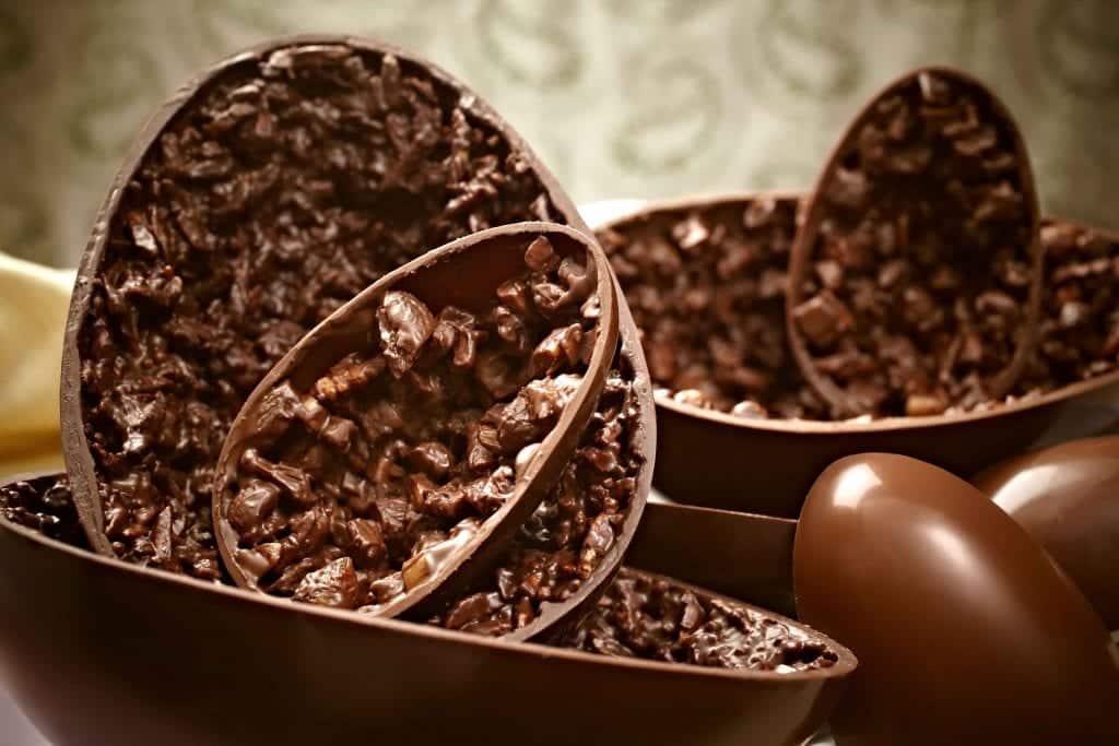 Sobras de ovo de páscoa – 15 receitas práticas e deliciosas