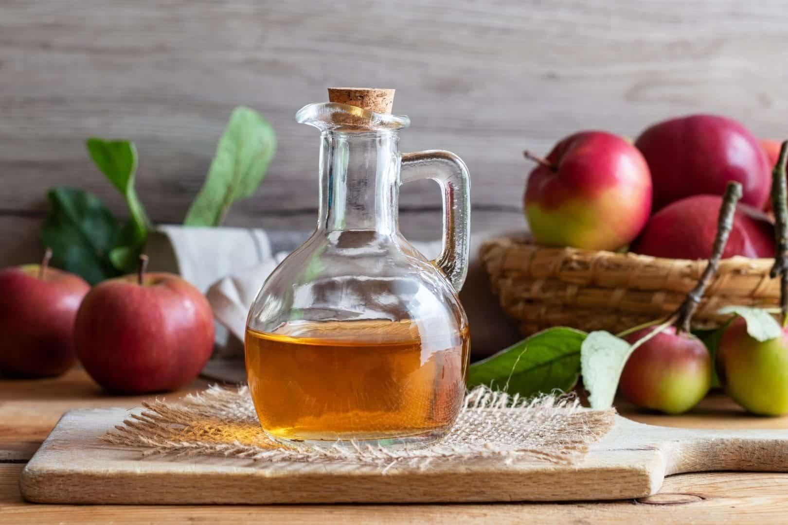 Vinagre de maçã - benefícios, formas de usar e receita caseira