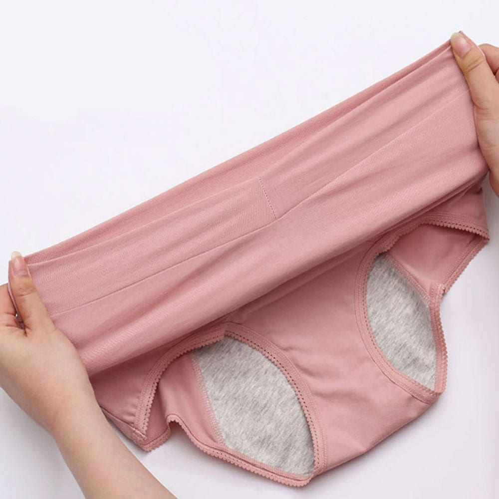 Calcinha absorvente- ela ajuda o meio ambiente e ainda é confortável