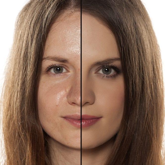 Maquiagem para pele oleosa - como usar + lista dos melhores produtos