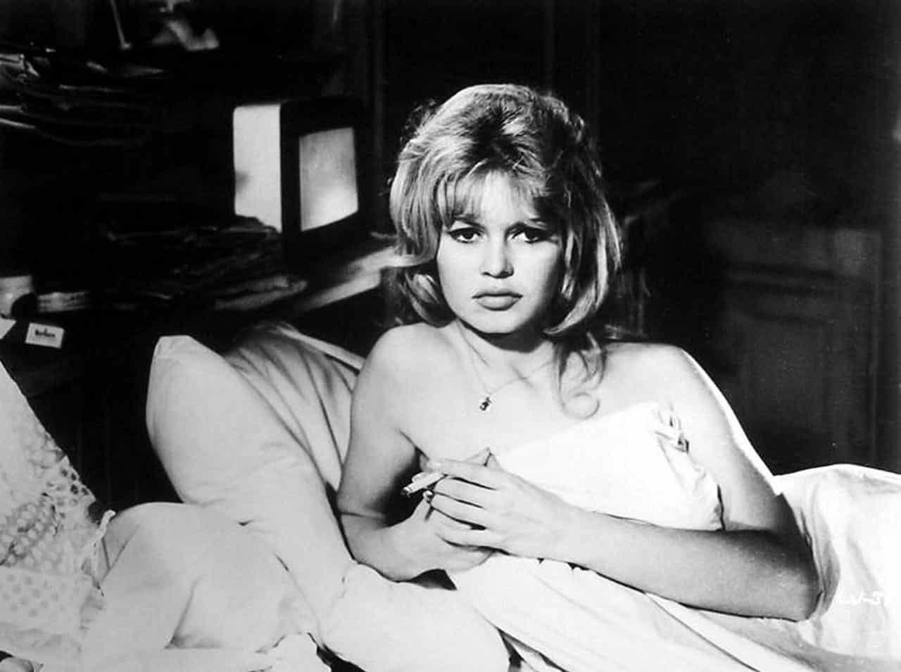 Brigitte Bardort - biografia de uma mulher livre