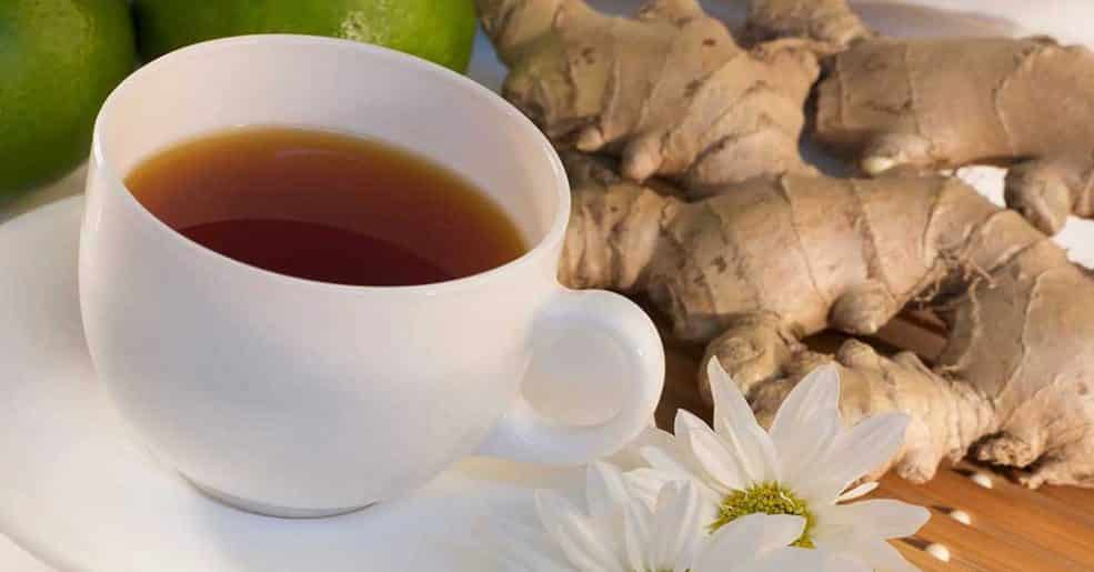 Chá de gengibre – Benefícios, como fazer e contraindicações