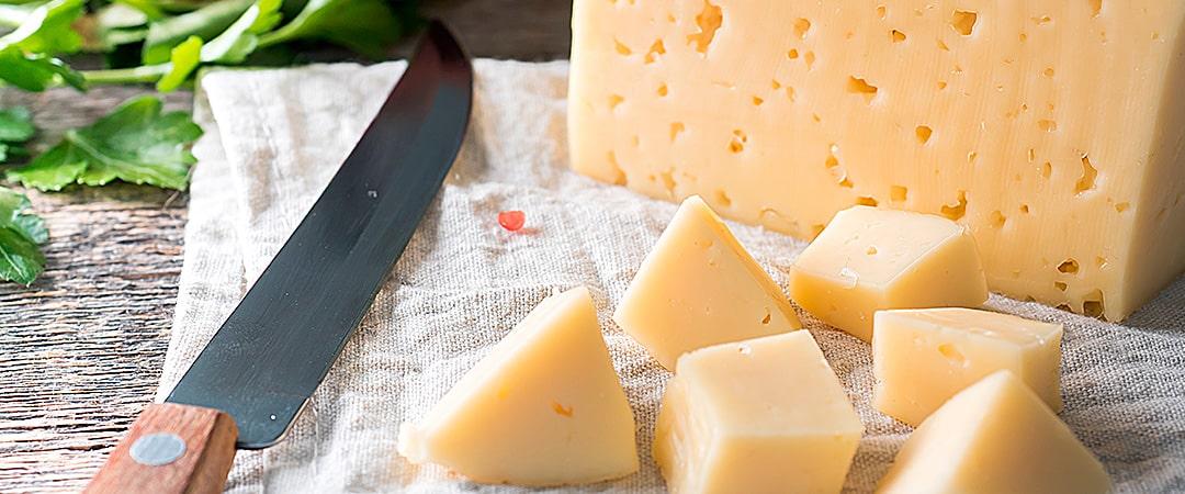 Partir queijo - Como cortar cada tipo de queijo