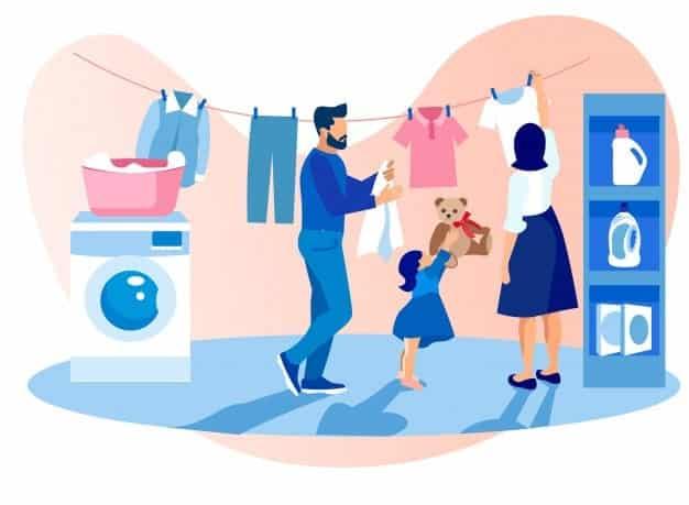 Tarefas domésticas – Quais são e como realizar essa organização
